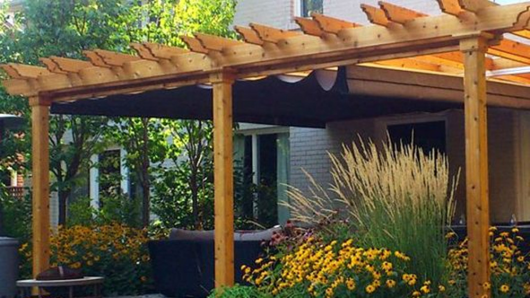 Host Your Summer Party Under a New Pergola