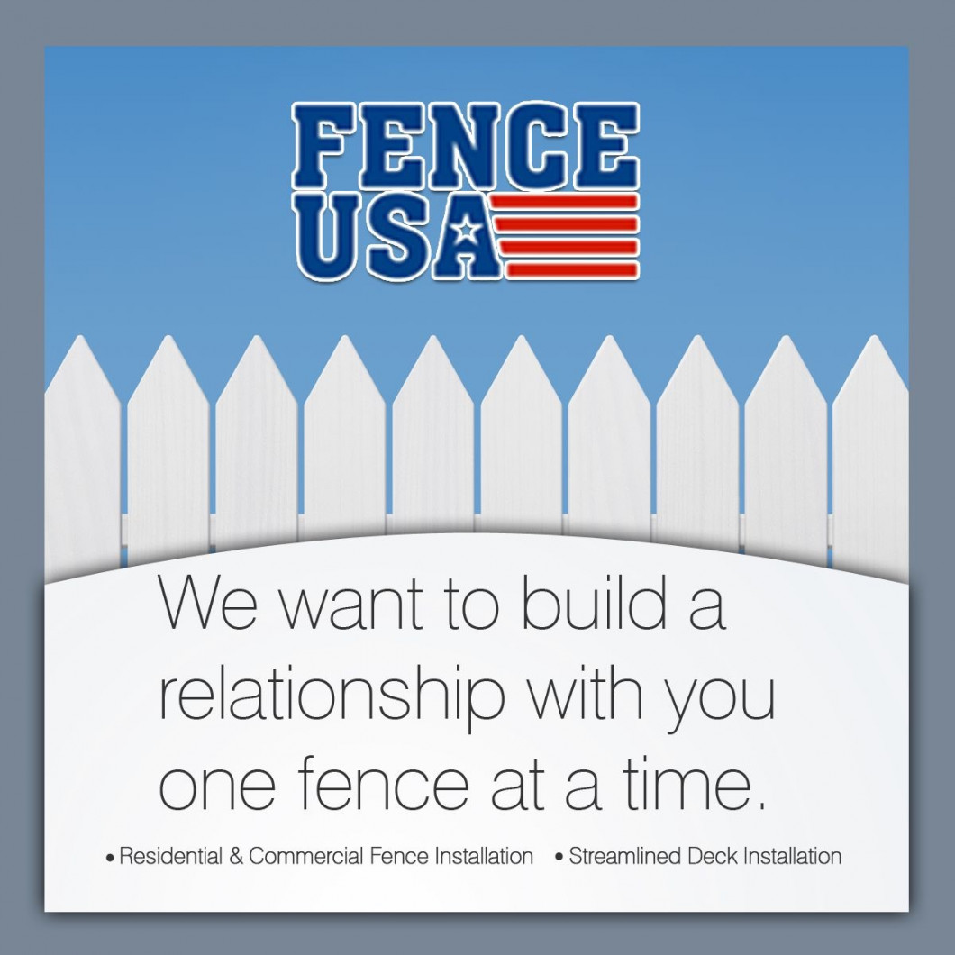 About Our Fencing Installation Team